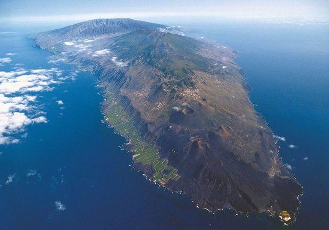 Isla de San Miguel de La Palma